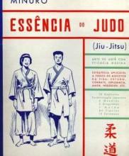 Capa de Livro de Judo do Mestre Corrêa Pereira