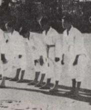 4 – Coronel Freire de Almeida – Classe de Judo do Colégio Militar