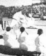 1 – Coronel Freire de Almeida – Classe de Judo do Colégio Militar