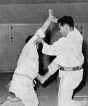 Mestre Masaami Shirooka – Kime no Kata – Suri-age