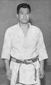 Masaami Shirooka, de Judogi
