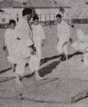 3 – Coronel Freire de Almeida – Classe de Judo do Colégio Militar