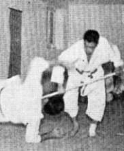 Mestre Masaami Shirooka – Técnica da Goshin Jutsu no Kata