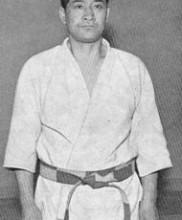Mestre Masaami Shirooka em Judo-Gi